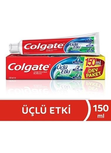 Colgate Colgate Üçlü Etki Diş Macunu 150 Ml Renksiz